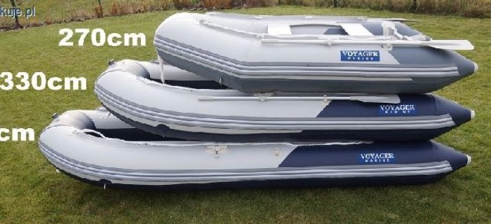 Sklep Sonar - nowa oferta pontonów