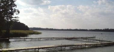 Jezioro Bia³e -W³odawskie.
