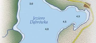 Jezioro D±brówka Malborska