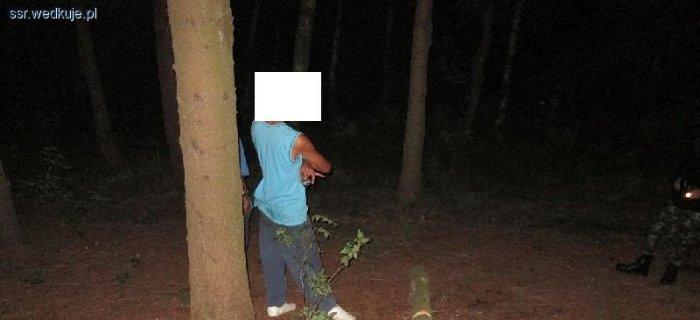 Skazani za wyci�cie drzew nad Buk�wk�