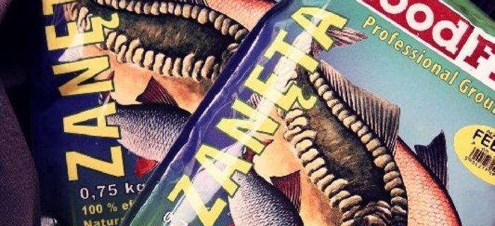 Warcia�ski feeder i test zan�t Goodfish