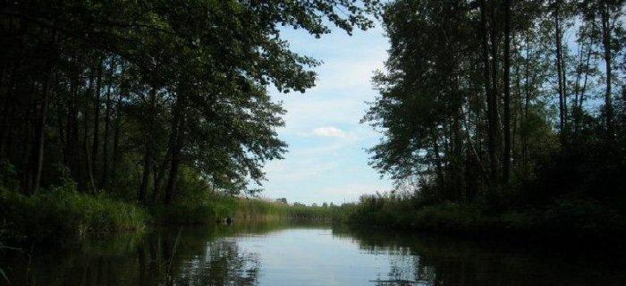 Jezioro Breñskie - £owisko Kacper Agroturystyka