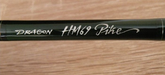 Wêdka HM69 Pike 2,9m cw. 10-28g