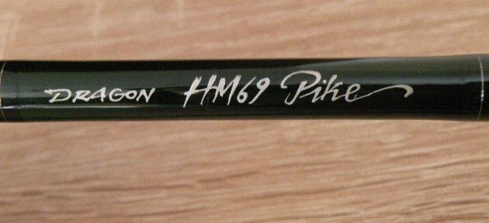 W�dka HM69 Pike 2,9m cw. 10-28g