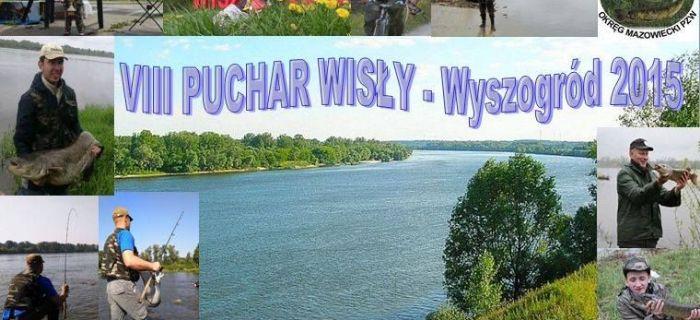 VIII Puchar Wis�y Wyszogr�d 2015 - Otwarte Og�lnopolskie Zawody Spinningowe