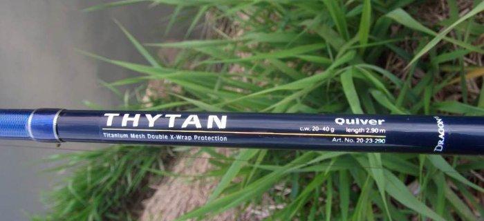 Dragon Thytan Quiver 2,9 m cw 20-40 g