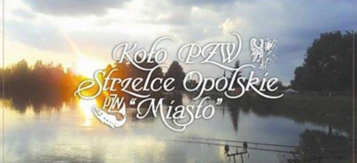 Czas na spining - zawody ko³a Strzelce Opolskie 21.06.15