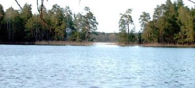 Jezioro D³ugie Augustowskie.