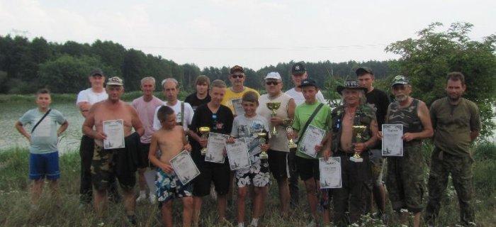 Gruntowe Mistrzostwa Ko�a Chorzewa 09.08.2015 r.