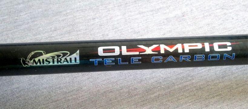 Recenzja teleskopu Mistrall Olympic Tele Carbon
