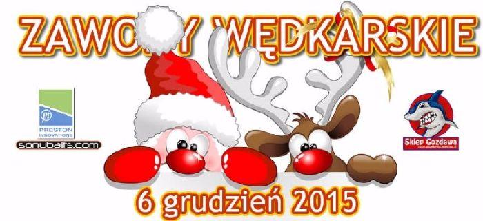 Miko�ajkowe Zawody Method Feeder 6 grudnia 2015 - Grodzisko