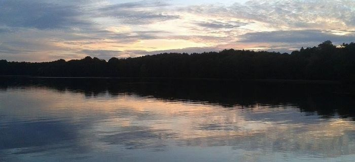 Jezioro Drawsko P�wysep Uraz