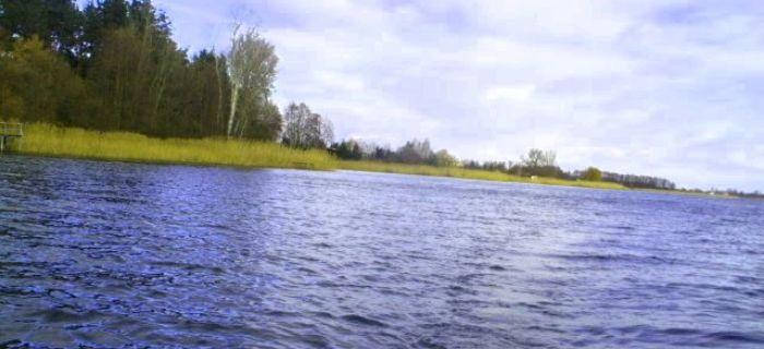 Jezioro G³uszyñskie - nowa propozycja dla wêdkarzy