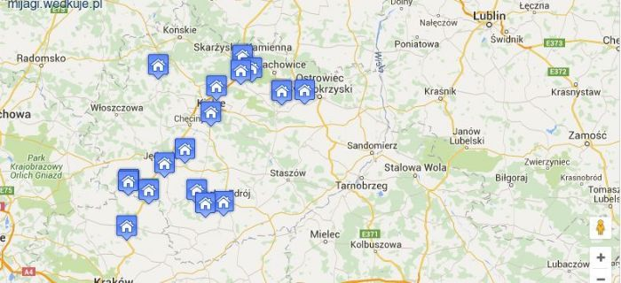 Sk�adki PZW na 2016 rok. PZW Kielce