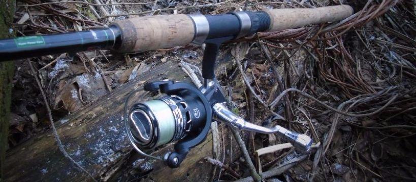 Robinson Tritium Perch Jig 270cm cw 3-14g