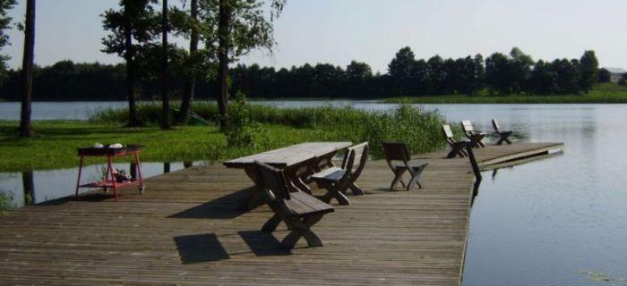 Super ³owisko wêdkarskie - Jezioro Boksze