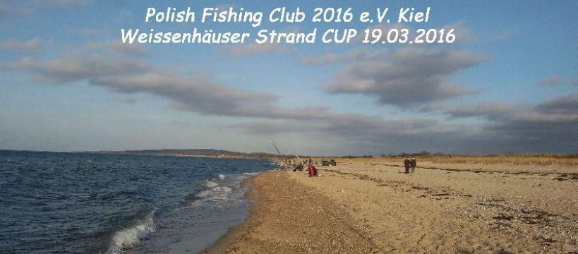 Weissenhäuser Strand CUP - Surfcasting