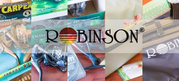 Konkurs SMS z firm� Robinson