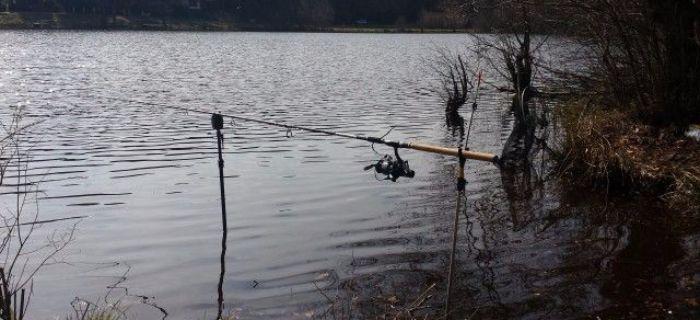 Jezioro Brze�onko woj. Pomorskie