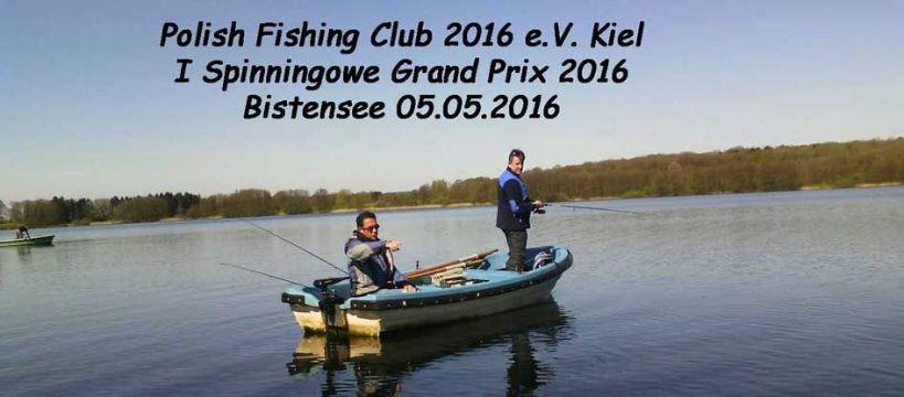 I Spinningowe GRAND PRIX 2016