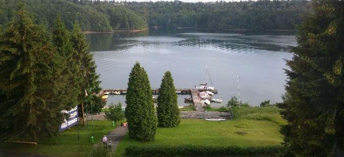 Jezioro Soli�skie czyli magia Bieszczad