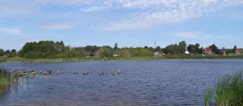 Jezioro Trzcinno - Roz�ogi