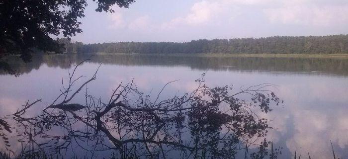 Jezioro Jelito (Gie�d) - Szklarka Radnica