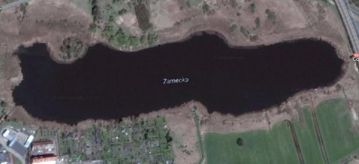 Jezioro Zamecko - �wiebodzin