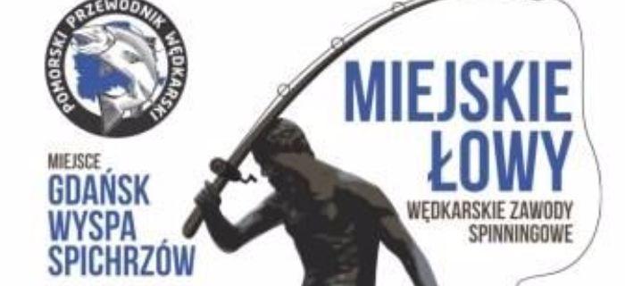Miejskie �owy - Gda�sk 11 Listopad 2016 - w�dkarskie zawody spinningowe