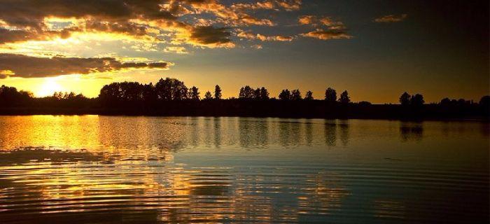 Jezioro Piaseczno gm. ¦wiekatowo
