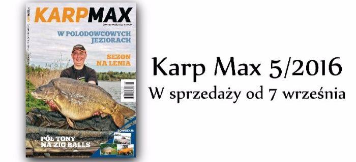 Najnowszy Karp Max