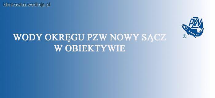 Konkurs fotograficzny Okrêgu PZW Nowy S±cz