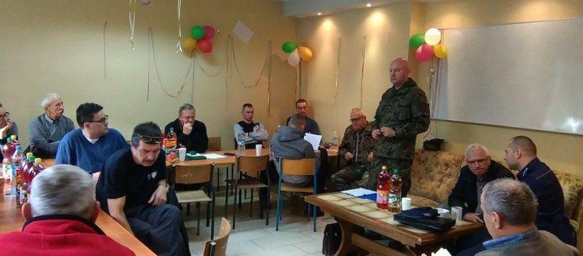 Szkolenie SSR Rejonu Cz³uchowskiego 29.X.2016