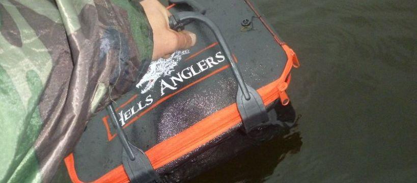 Pojemnik wodoodporny Hells Anglers