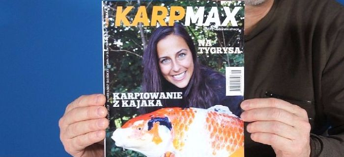 Magazyn Karp Max 1/2017 ju¿ w sprzeda¿y