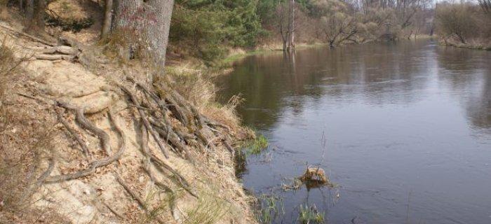 Rzeka Grabia pe³na tajemnic