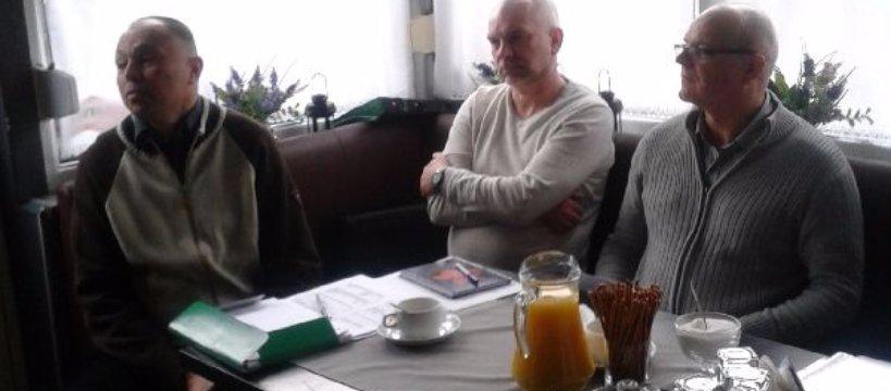 Zgromadzenie Sprawozdawczo Wyborcze Cz³onków PZW Ko³a nr 50 ,,Ciep³ownik' Stalowa Wola
