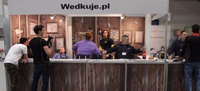 Ubezpieczamysie.pl na Rybomanii 2017 w Poznaniu
