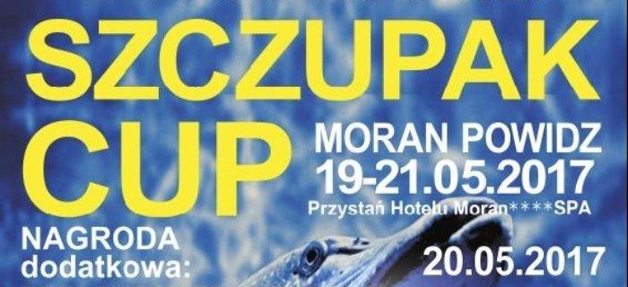 Szczupak Cup Moran Powidz 2017 - zapraszamy na jez. Powidzkie