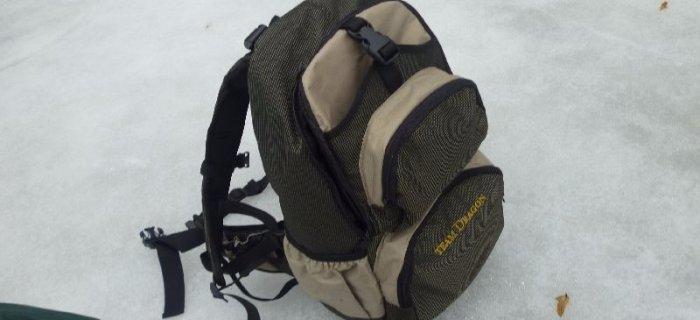 Plecak TD i Chestpack-wspomaganie piechura