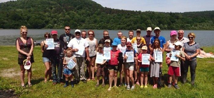 Spinningowe Mistrzostwa Ko³a Klimkowka  i zawody z okazji Dnia Dziecka
