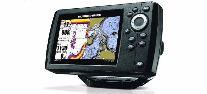 Echosonda Helix 5 SI GPS G2 - prezentacja