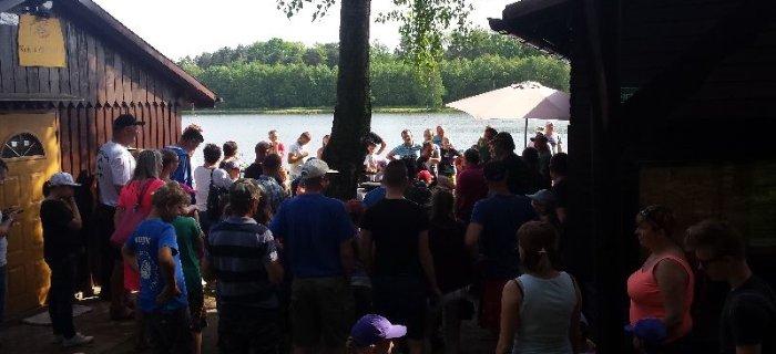 Dzieñ Dziecka 2017  Ko³a PZW 114 w Suszcu