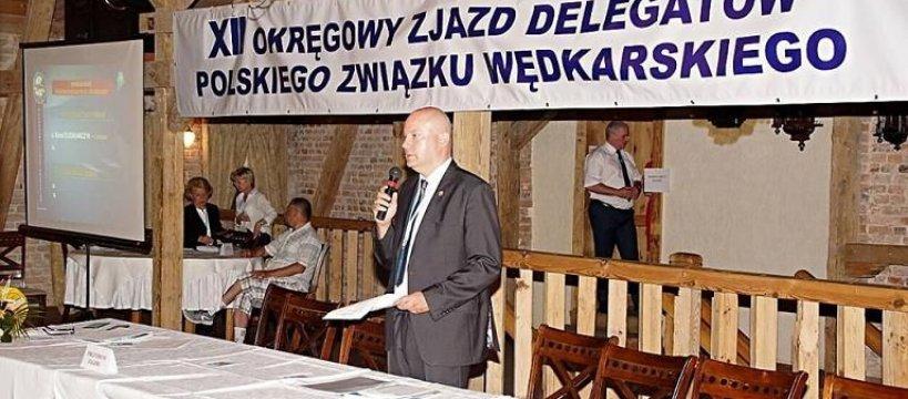 Nasi na XII Zje¼dzie Delegatów S³upskiego Okrêgu PZW