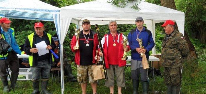 Feederowe Mistrzostwa Okrêgu - 24-25.06.2017  Odra (Kamienie)