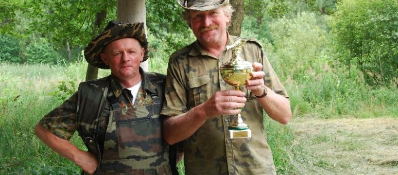 Relacja z zawodów o Puchar Prezesa ko³a Wydra z Bolewic.
