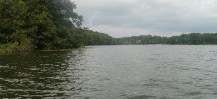 Jezioro Chodeckie- fajne ³owisko