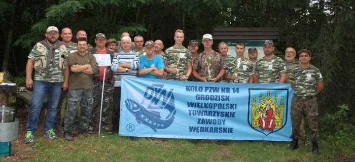 Zawody o Puchar Prezesa Ko³a - Grodzisk Wielkopolski.