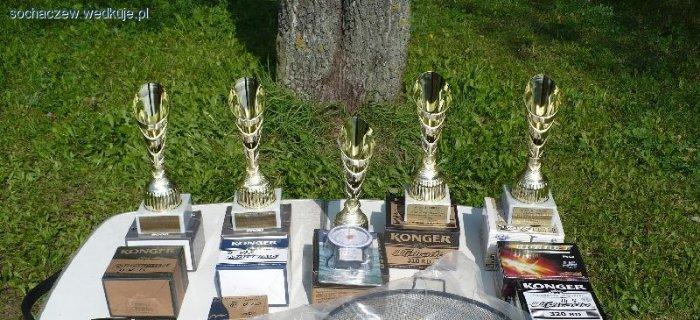 Sp³awikowe zawody w rocznicê bitwy nad Bzur± Puchar Starosty Sochaczewskiego-wyniki