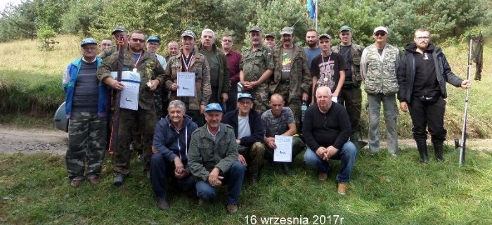 Spinningowe Mistrzostwa Rejonu PZW Brodnica 16 09 2017